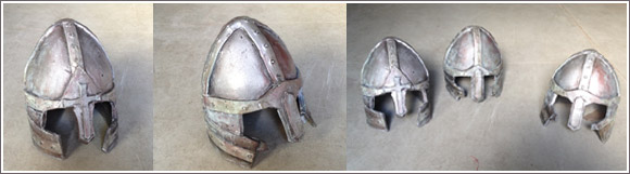 casques chevaliers